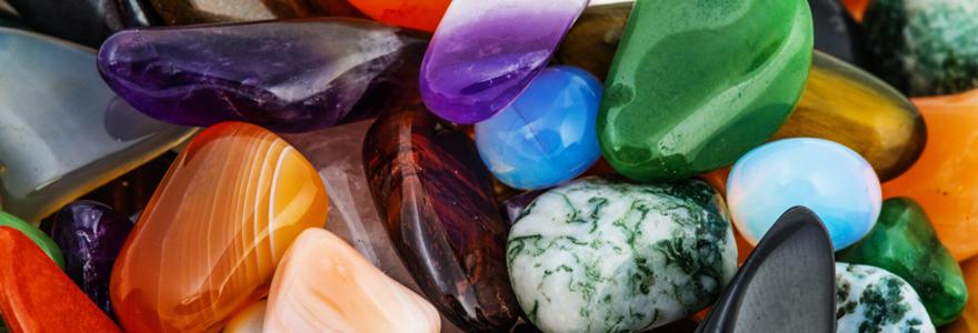 Lithothérapie par les pierres naturelles