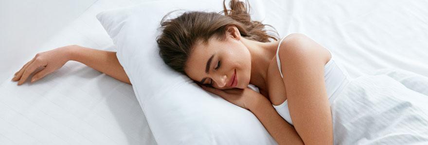 Un oreiller adapté